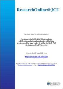 Slobodan cook PhD thesis
